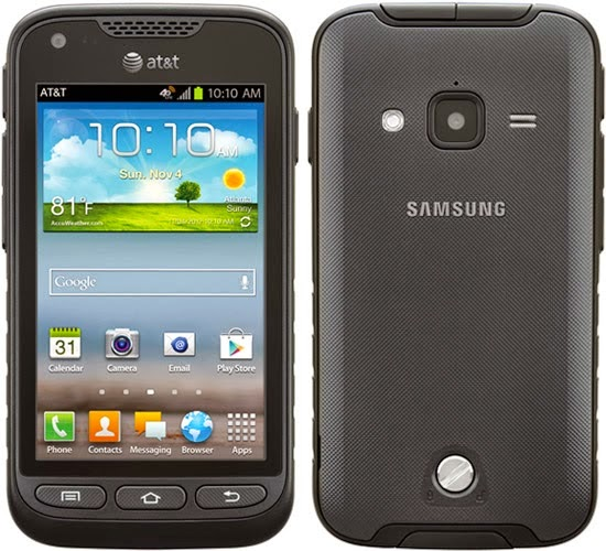 AT&T Samsung Galaxy Rugby Pro SGH-I547