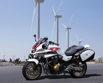 Modif Honda CB Touring