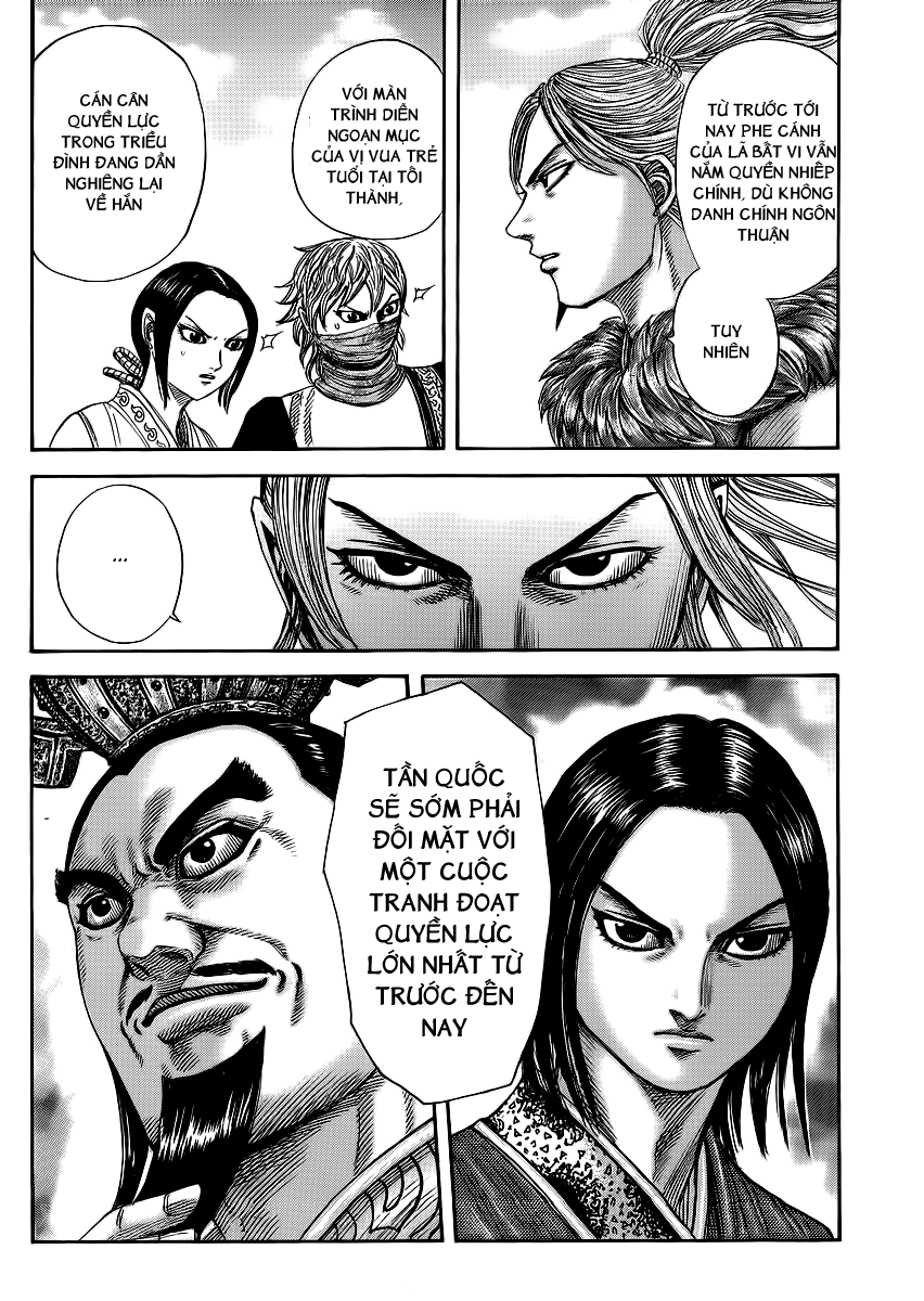 Kingdom Chap 366