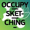 Регистрационная форма на воркшоп по скетчингу «Occupy Sketchbook!»