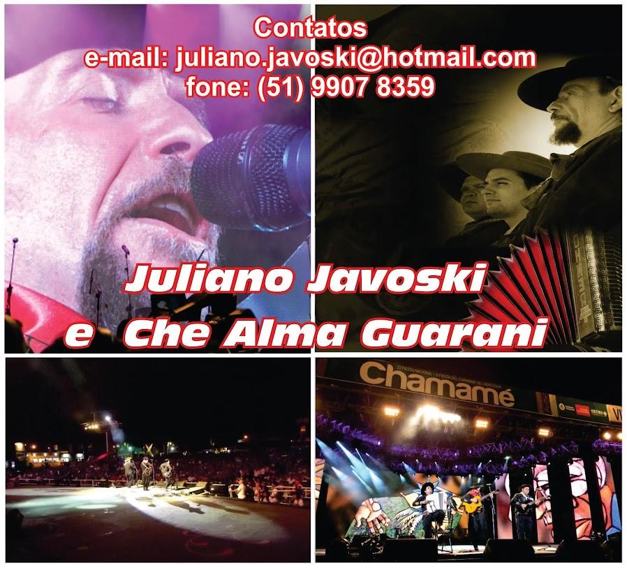 Juliano Javoski & Che Alma Guarani