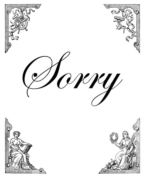 Ever Cool Wallpaper: I am Really Very Sorry to Display ... I Am Really Sorry Wallpaper