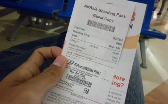 Tarif Airport Tax