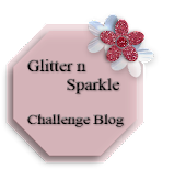 Glitternsparkle challenge blog