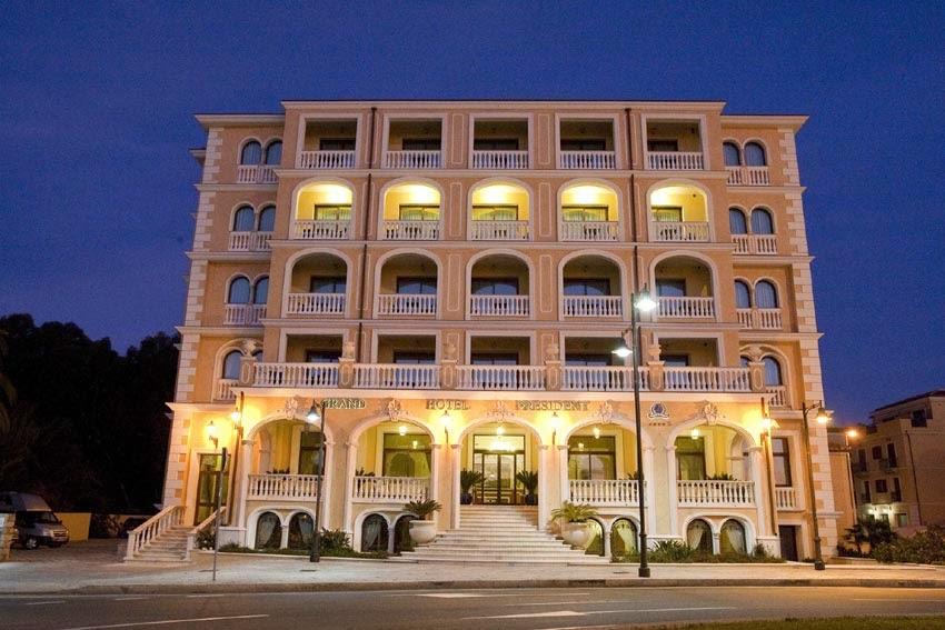 Hotel President Olbia Sardaigne