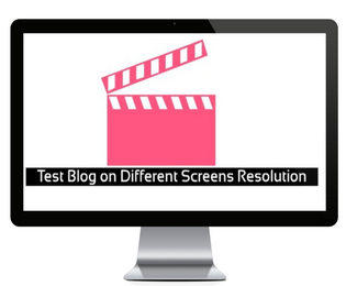 How To Check Blog on Different Devices Screen Resolution