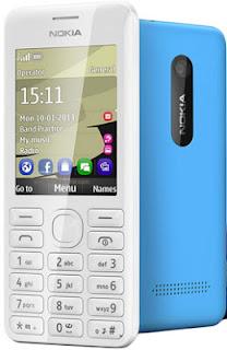 Harga dan Review Nokia 206 Dual SIM