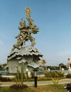 simpang Dewa Ruci denpasar