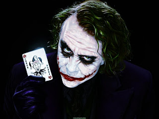 Joker Face HD Wallpaper