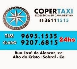 Cooper Taxi