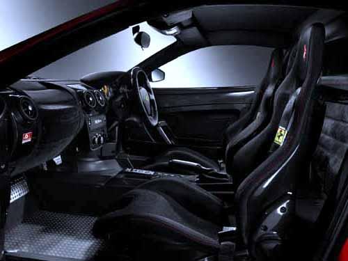 Ferrari Ferrari F430 Scuderia Interior