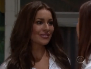 Elissa Slater on The Bold and the Beautiful CBS