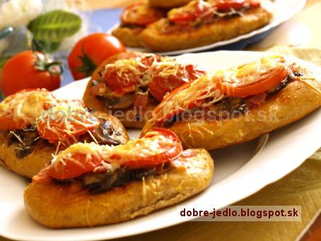 Talianske posúchy - recepty