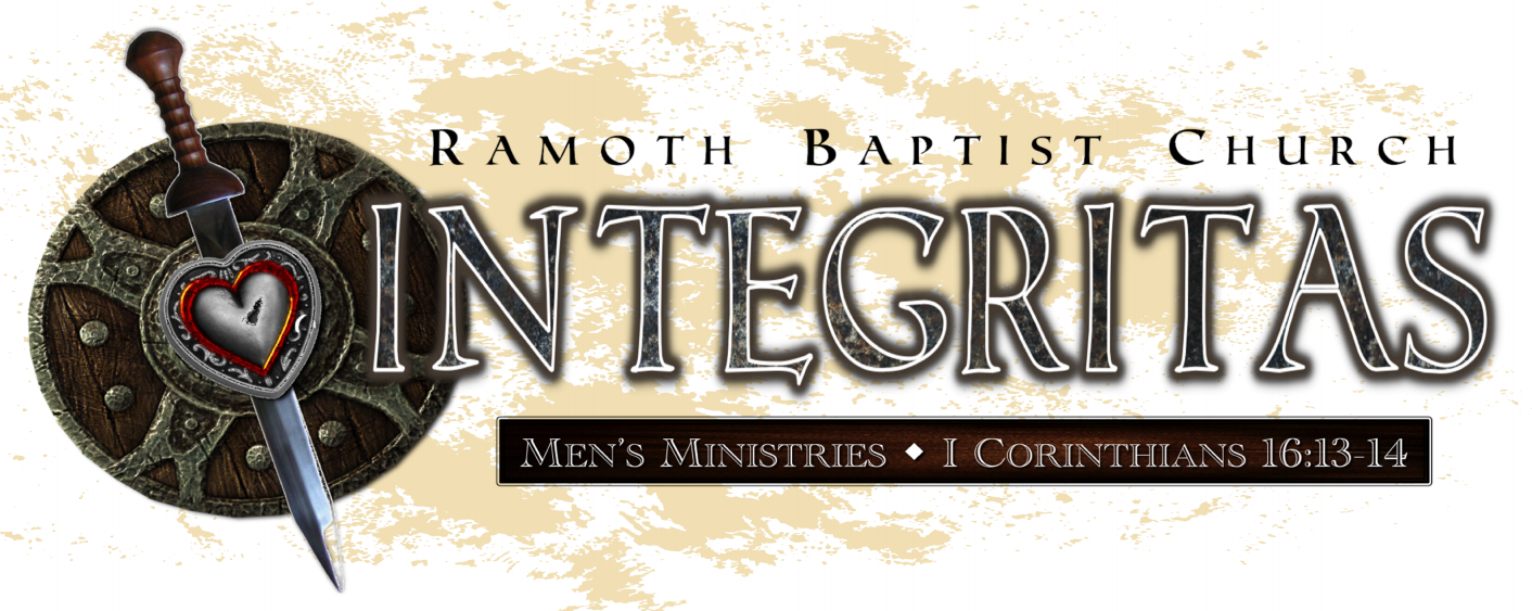 Men's Ministries Banner for Ramoth Baptist Church | Banners.com