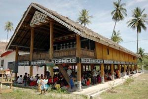 Image result for rumah adat bali gapura candi bentar
