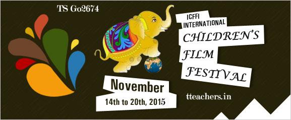 #19th #International #Children's #Film #Festival #(ICFFI) Declaration as Government Function,TS/Telangana Go 2674