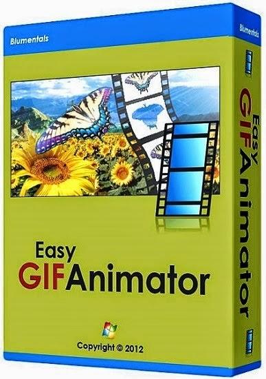 Easy GIF Animator 6.1 PRO Crack/Keys
