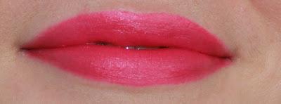 Nars rouge à lèvres matte carthage test essai