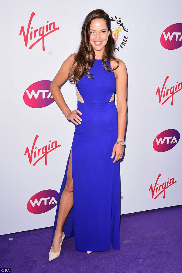 Tennis players @ Ana Ivanovic - WTA Pre-Wimbledon Party in London