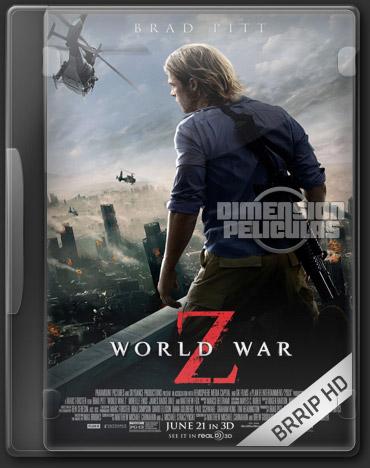 World War Z (BRRip FULL HD Unrated Español Latino) (2013)