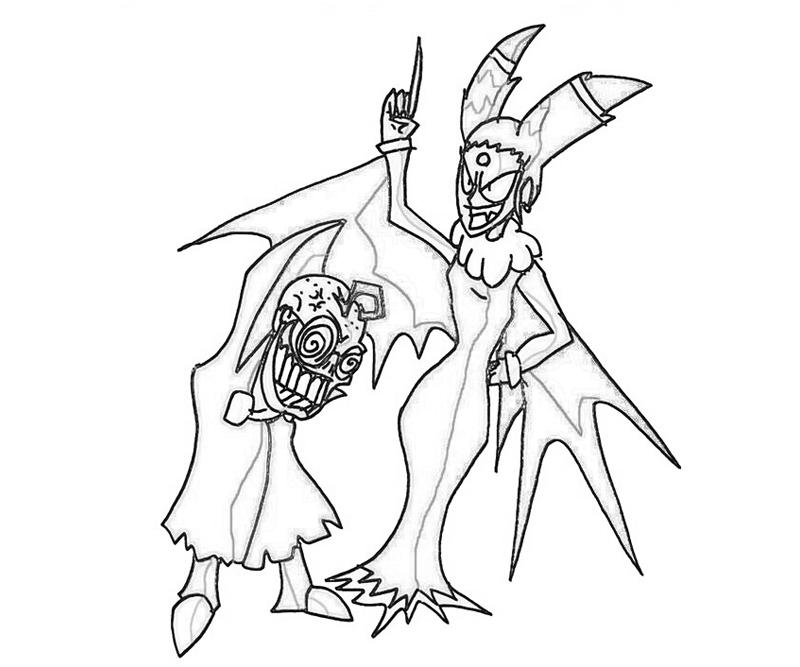 cackletta-command-coloring-pages