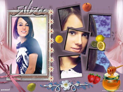 Alizee in album