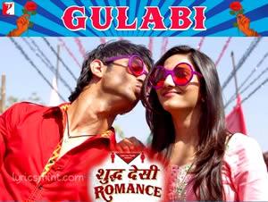 Sushat Singh & Vaani in Shuddh Desi Romance