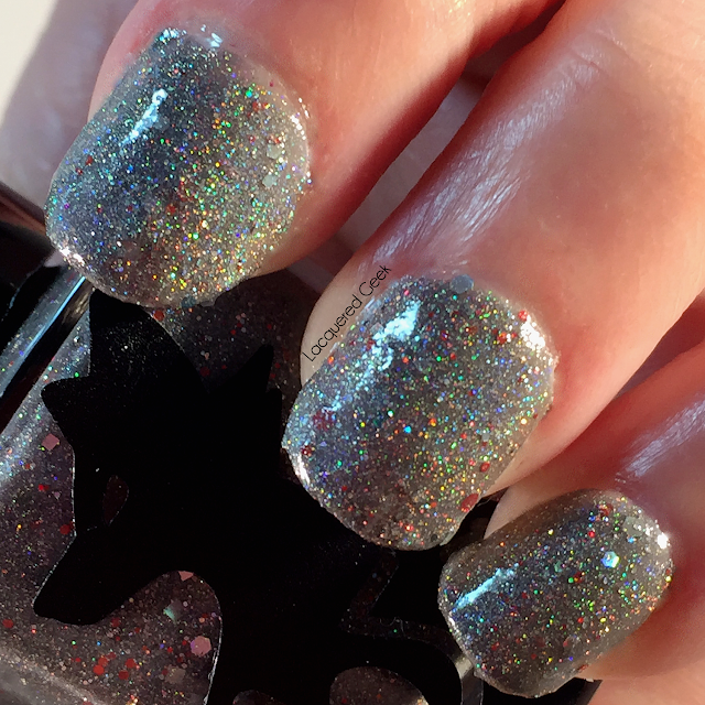 Frenzy Polish Winchester nail polish swatch and review