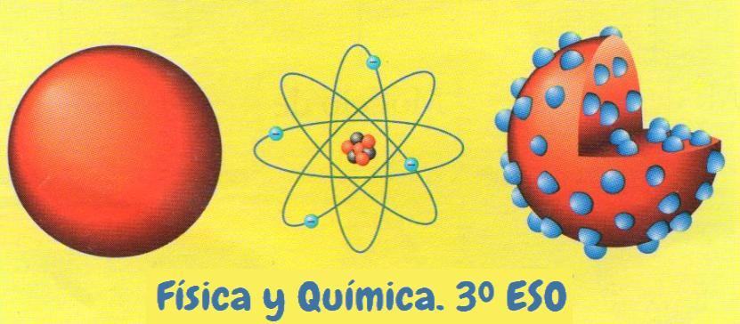 Fsica y Qumica ESO y Bachillerato Actividades T4 La estructura