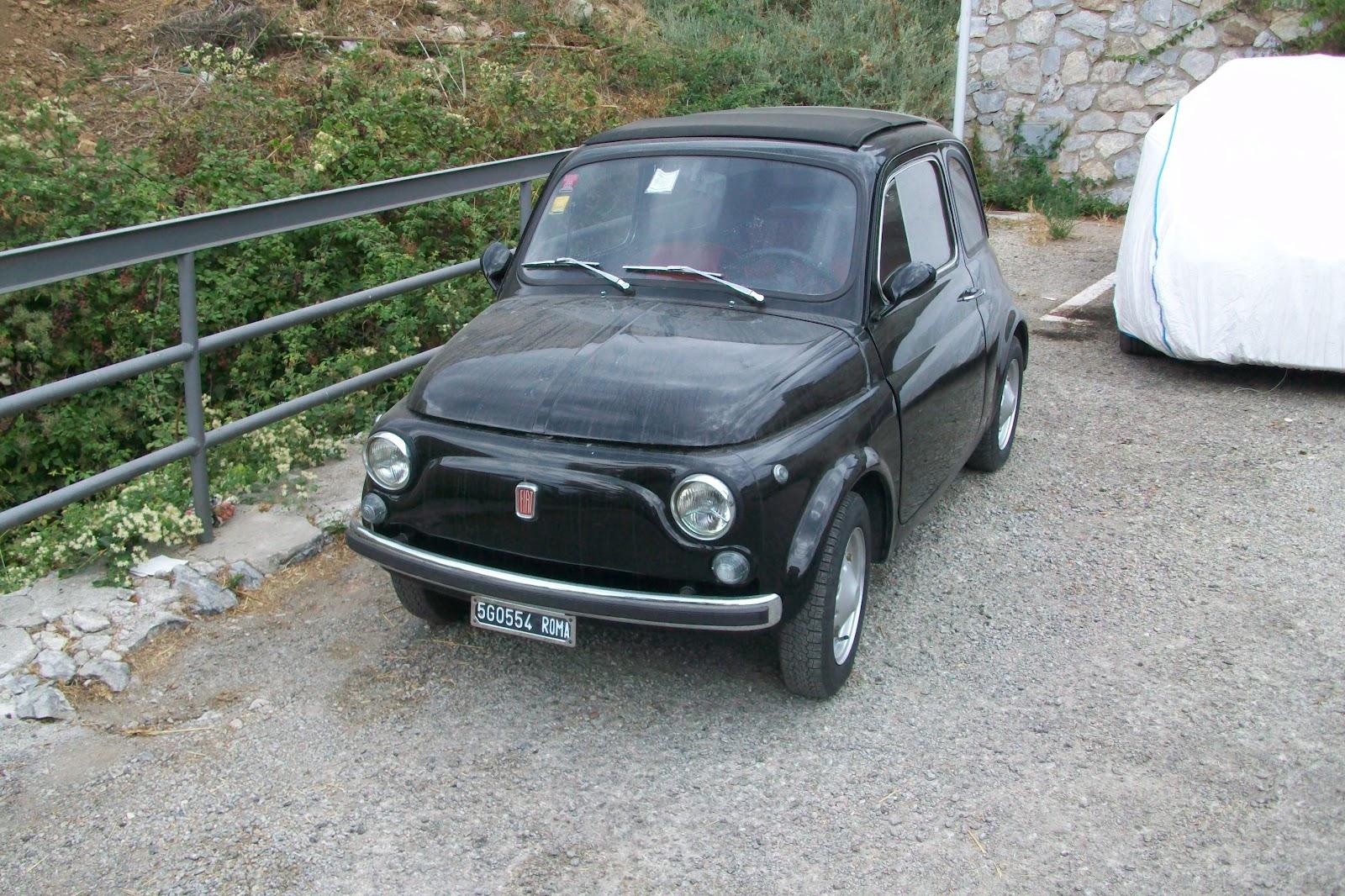 Treggia 39 s blog vecchie auto a firenze agosto 2012 for Moquette fiat 500 epoca