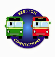 Beeston Bus routes, Oct 2014