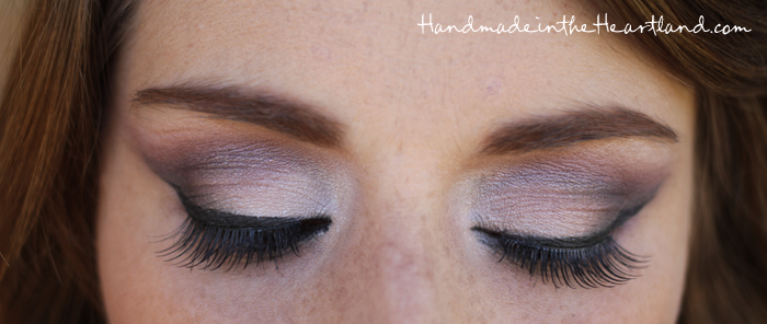 Wedding Makeup Smokey Eye, Alfred Sung BMD Dress