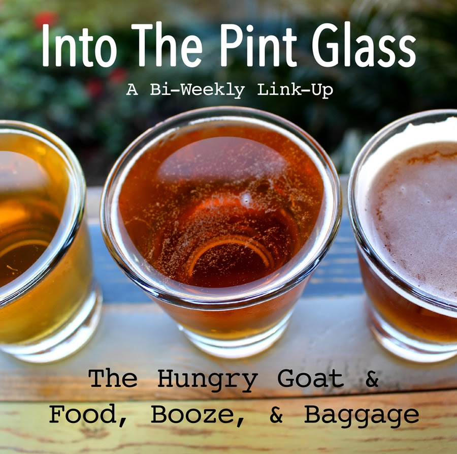 Into the Pint Glass | A Beer Link Up