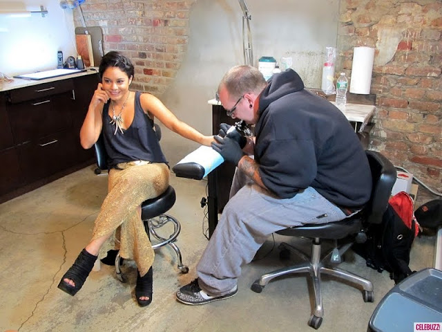 Vanessa Hudgens and Ashley Tisdale Get New Tattoos