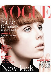 April 2013 Vogue UK cover