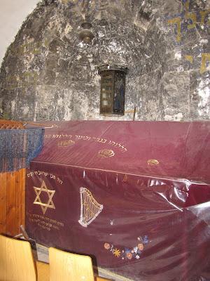 Israel, Jerusalen - Tumba del rey David