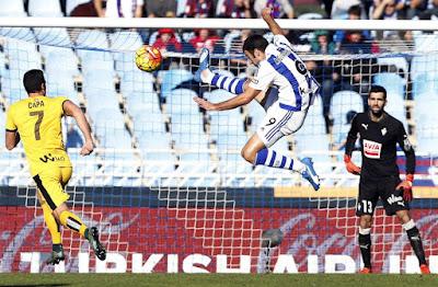 Real Sociedad Liga Soccer