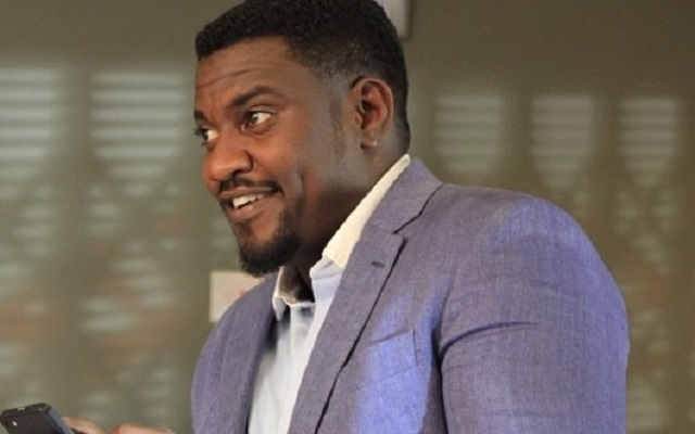 John Dumelo Appeals To Youth In NPP To Join The NDC
