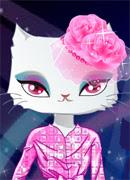 Мисс кошка - Онлайн игра для девочек