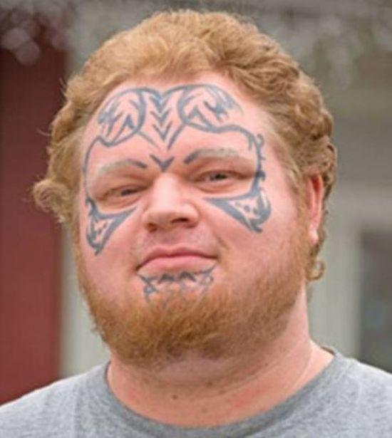 30 Tatuagens Idiotas ~ O Vizinho