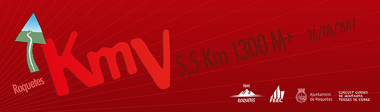 VIII KMV CARAMELLA-CARO, 5,5KM 1300M+