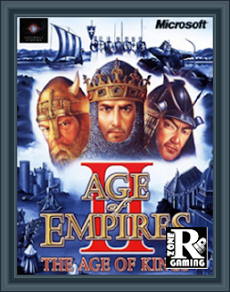 Age of Empires 2 Cover Art