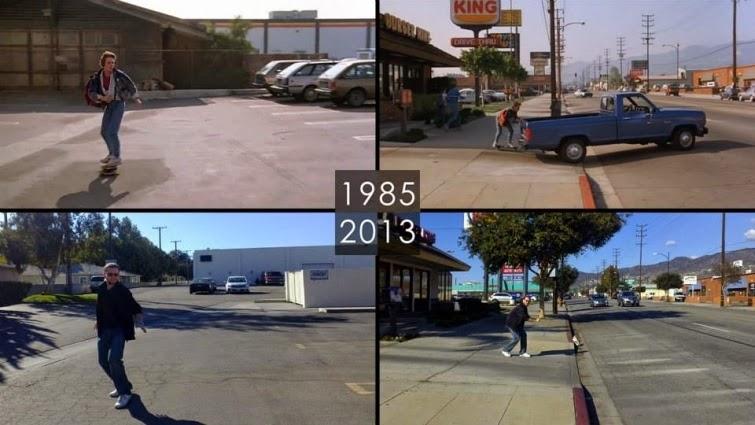 escenas de peliculas antes y hoy
