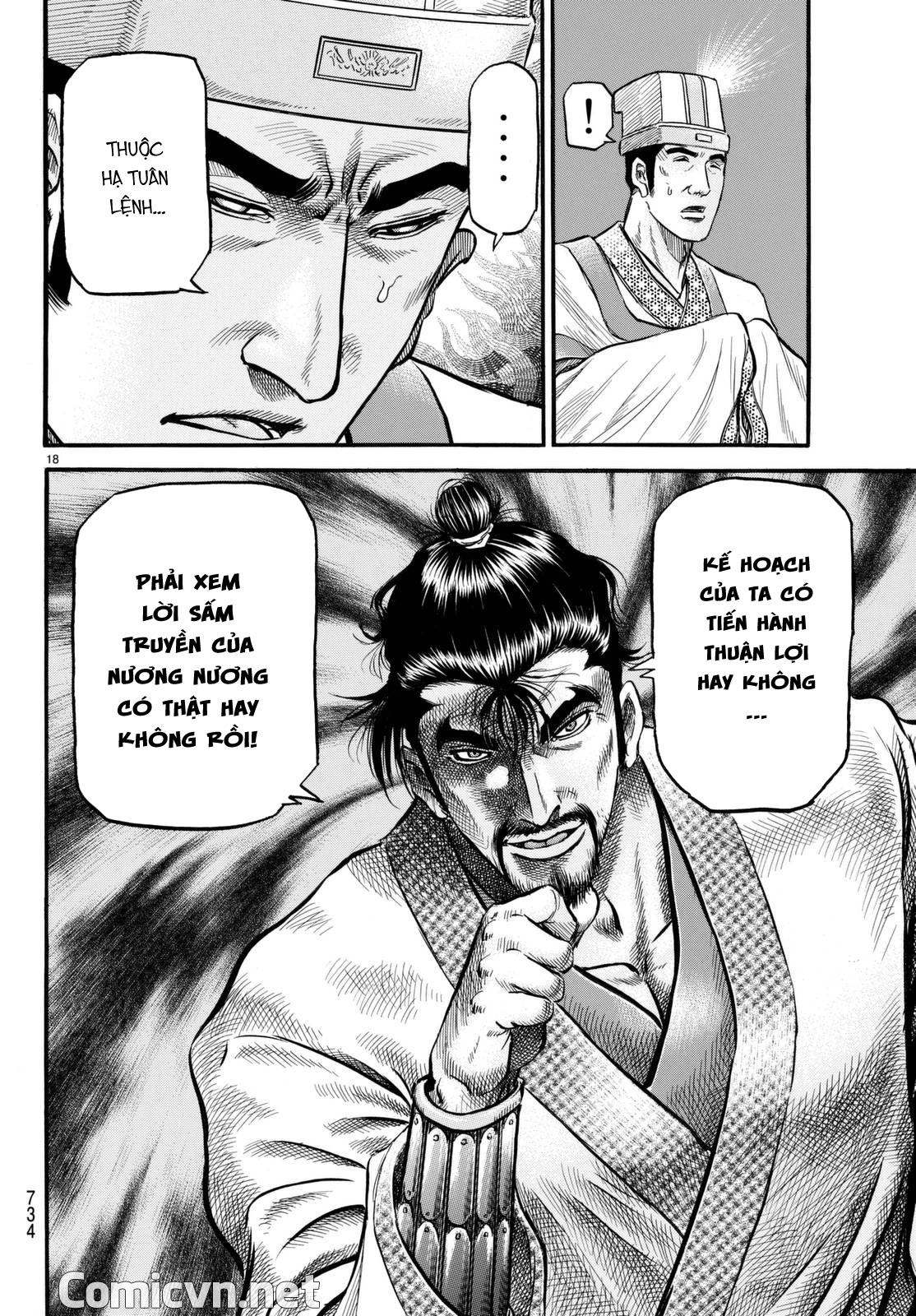 Chú bé rồng-Ryuuroden chap 278.2 Trang 8 - Mangak.info