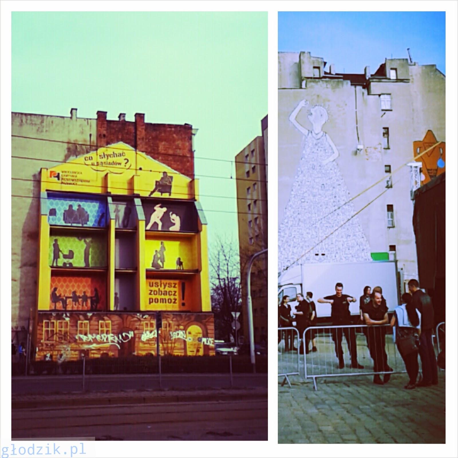 Wrocław murale