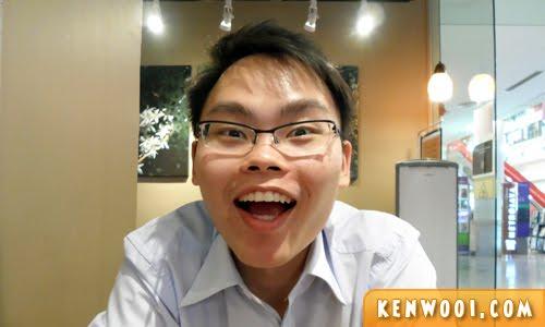 funny face happy
