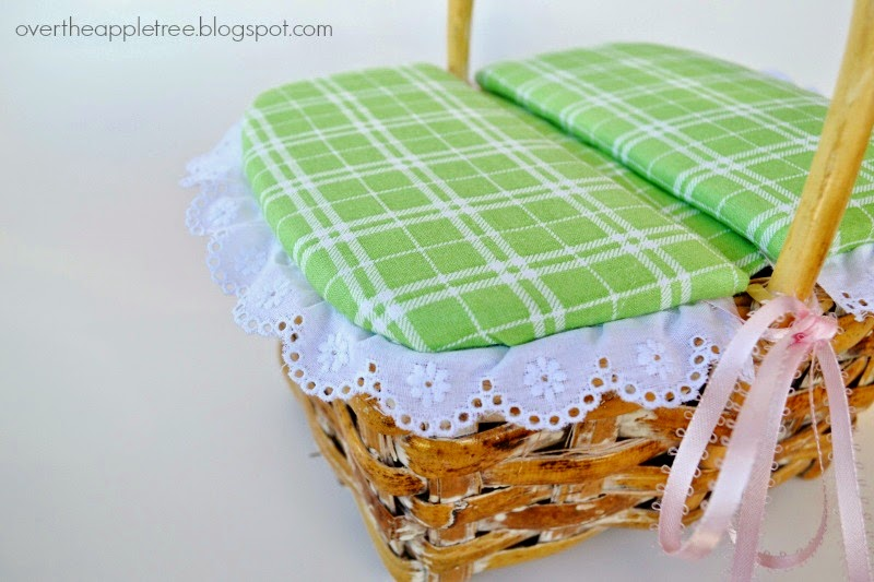 Picnic Basket Tutorial
