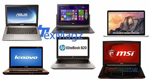 Harga Laptop / Notebook