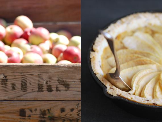 Tarte aux pommes au piment d 39 espelette - Graine de piment d espelette ...