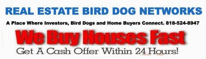 Real Estate Bird Dog Network Blog
